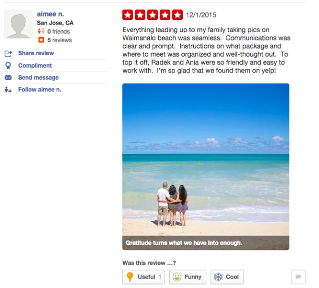 187_Oahu Wedding Family Photographer reviews