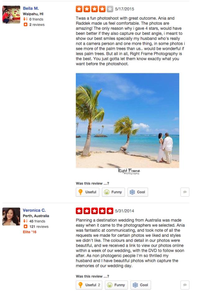 191_Oahu Wedding Family Photographer reviews