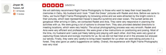206_Oahu Wedding Family Photographer reviews