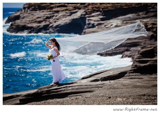 1 Hawaii wedding photographer