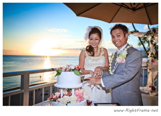 7 oahu wedding photographer New Otani restaurant
