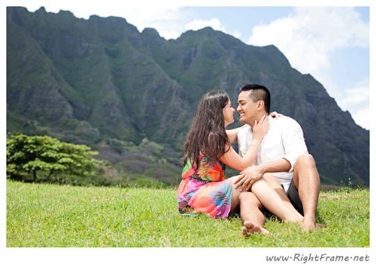 122_Oahu_Engagement_Photography_Kualoa_Regional_Beach_Park