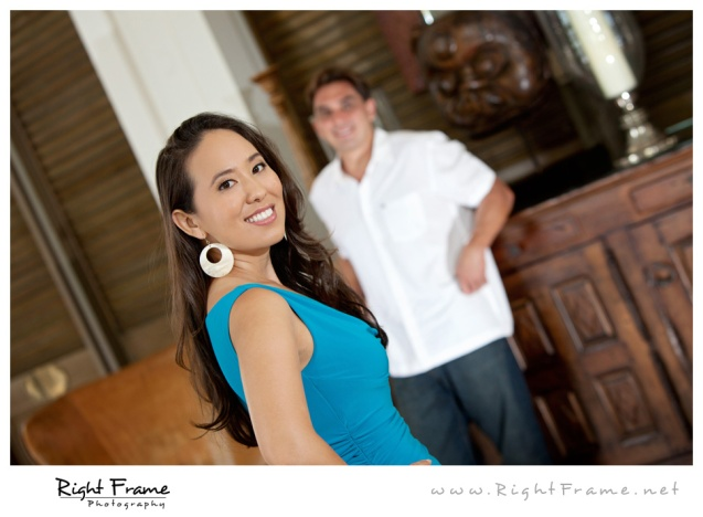 002_Oahu engagement photography kahala mandarin