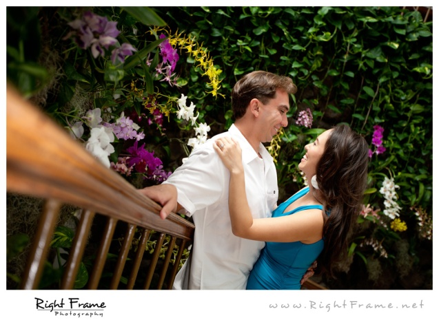 007_Oahu engagement photography kahala mandarin