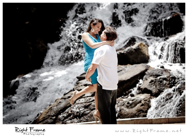 011_Oahu engagement photography kahala mandarin