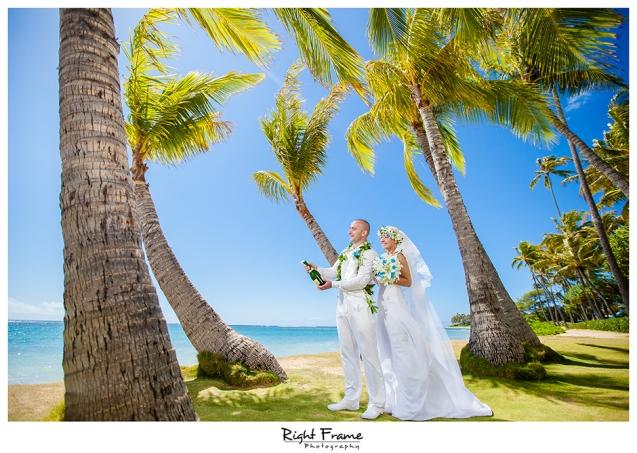 003_slub na hawajach slub za granica oahu kahala beach wedding