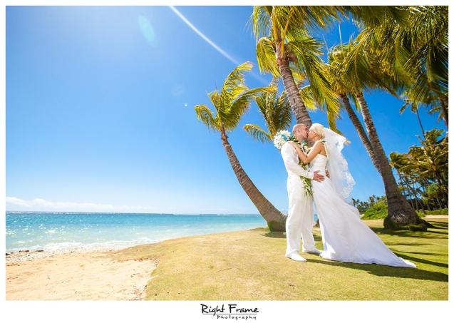 004_slub na hawajach slub za granica oahu kahala beach wedding