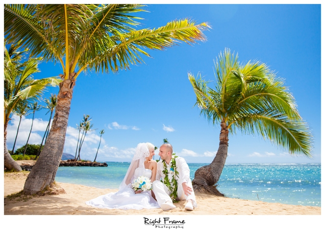 006_slub na hawajach slub za granica oahu kahala beach wedding