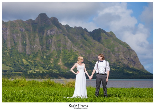 002_Kualoa ranch wedding paliku gardens