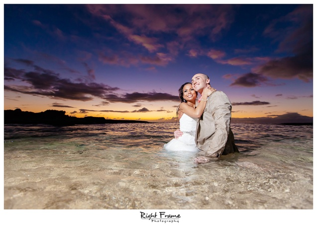 Oahu Wedding Photographers Oahu Trash The Dress Flora