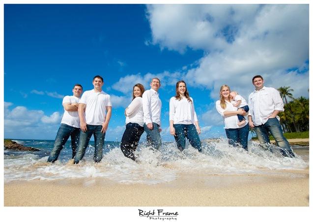 Waikiki family photographers
