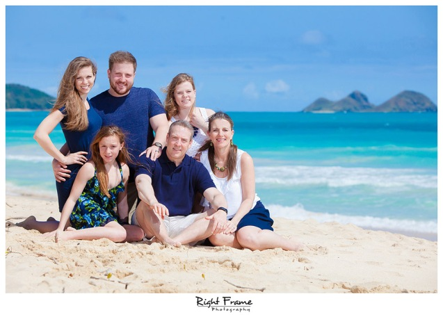 009_oahu family portrait photography