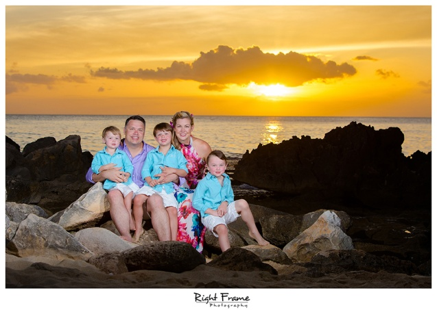 111 Oahu family photographers