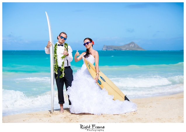 331 Oahu Wedding Photographers slub na hawajach