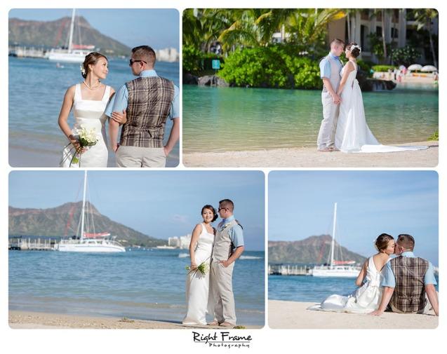 001_Wedding at Hale Koa Hotel Maile Tower Gazebo