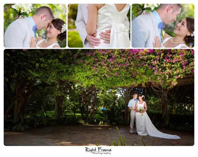 003_Wedding at Hale Koa Hotel Maile Tower Gazebo
