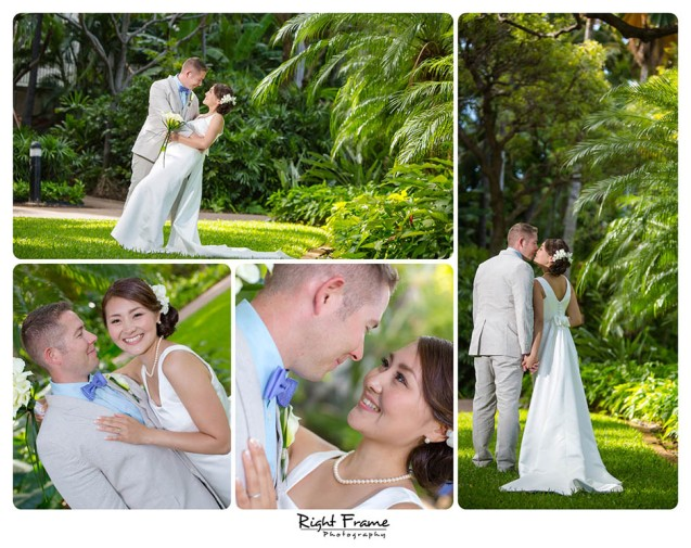 004_Wedding at Hale Koa Hotel Maile Tower Gazebo