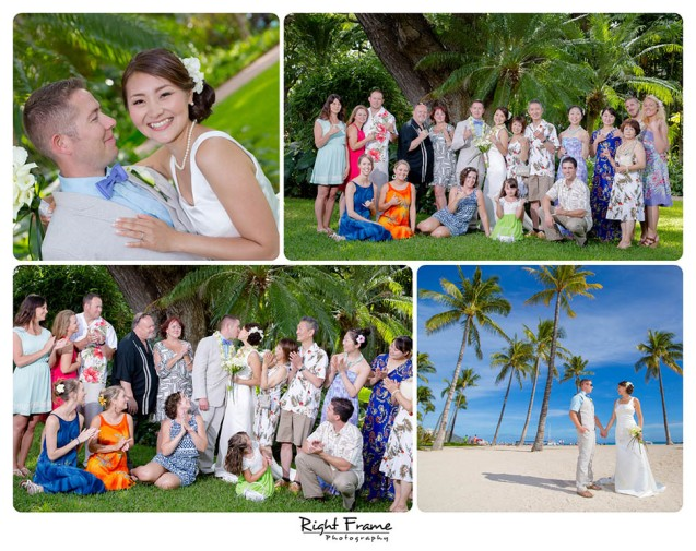 005_Wedding at Hale Koa Hotel Maile Tower Gazebo