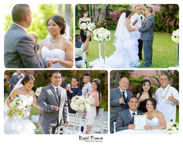 002_The Royal Hawaiian Hotel Wedding Helumoa Garden