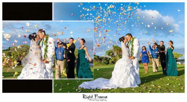 0022 wedding at turtle bay resort