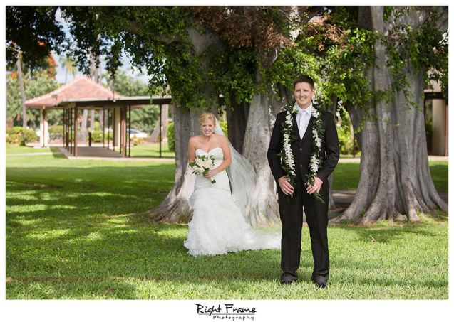 003_Hickam AFB Wedding Officers Club