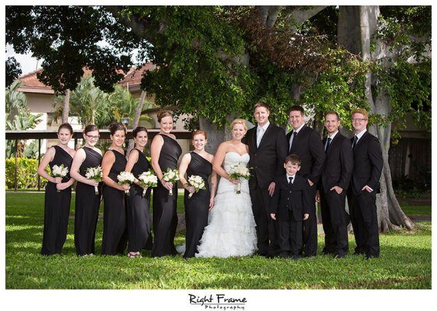 005_Hickam AFB Wedding Officers Club