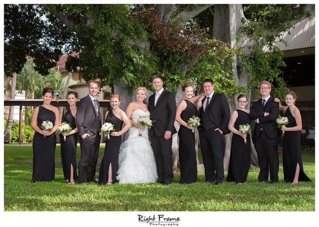 008_Hickam AFB Wedding Officers Club