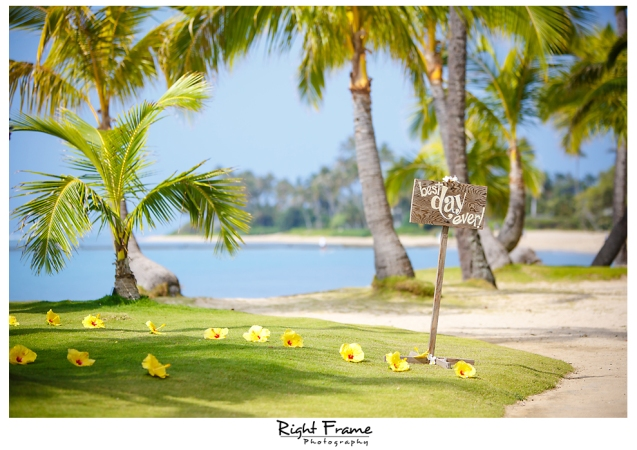 117_Hawaii Wedding Photographer Kahala Beach