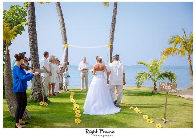 122_Hawaii Wedding Photographer Kahala Beach