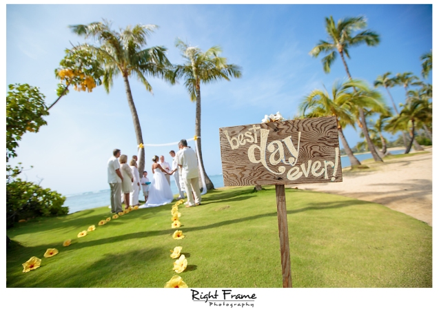 125_Hawaii Wedding Photographer Kahala Beach