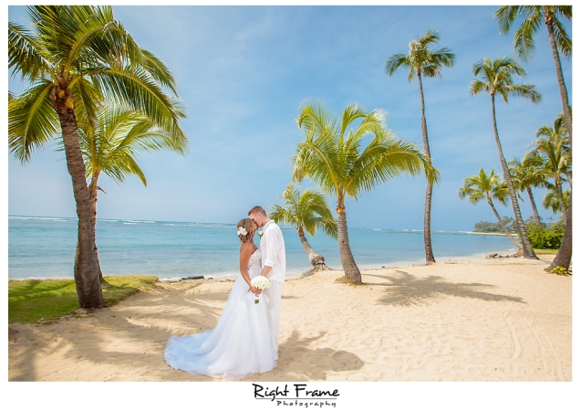 131_Hawaii Wedding Photographer Kahala Beach