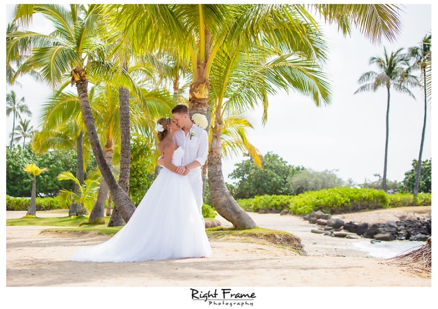132_Hawaii Wedding Photographer Kahala Beach