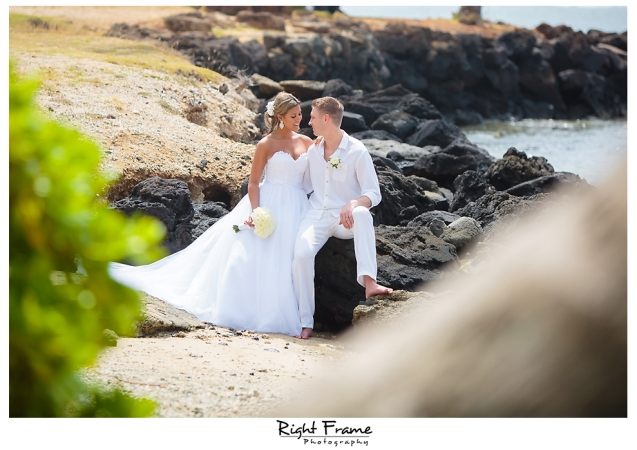 138_Hawaii Wedding Photographer Kahala Beach