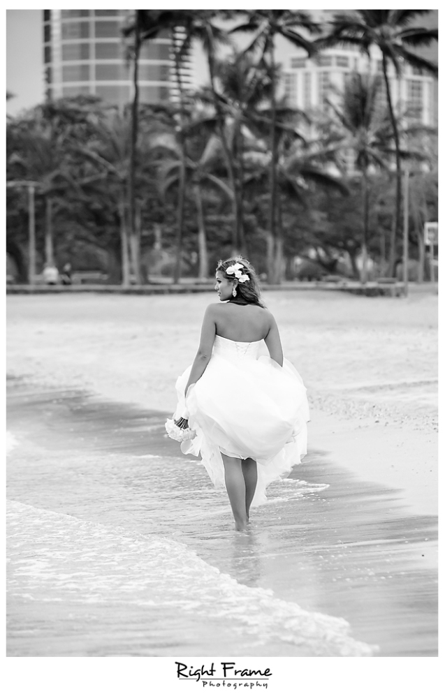 146_Hawaii Wedding Photographer Kahala Beach