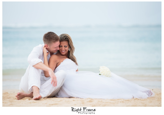149_Hawaii Wedding Photographer Kahala Beach