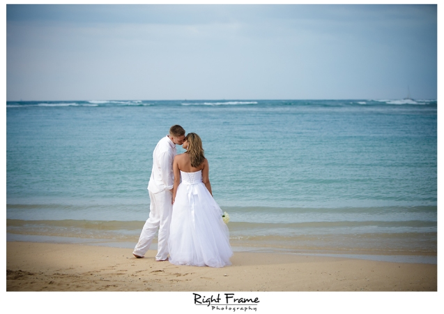 150_Hawaii Wedding Photographer Kahala Beach