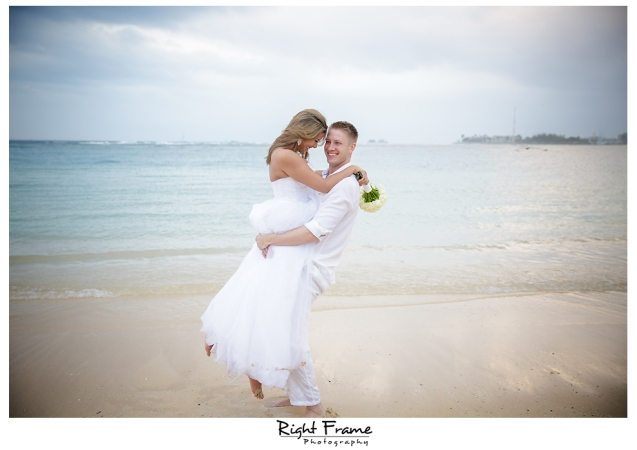 151_Hawaii Wedding Photographer Kahala Beach