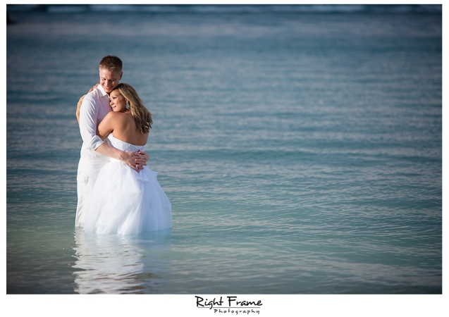 152_Hawaii Wedding Photographer Kahala Beach