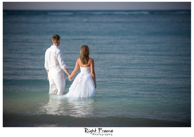 153_Hawaii Wedding Photographer Kahala Beach