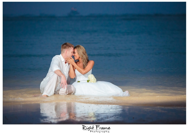 154_Hawaii Wedding Photographer Kahala Beach