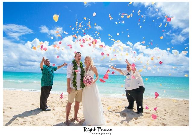 206_hawaii beach weddings oahu