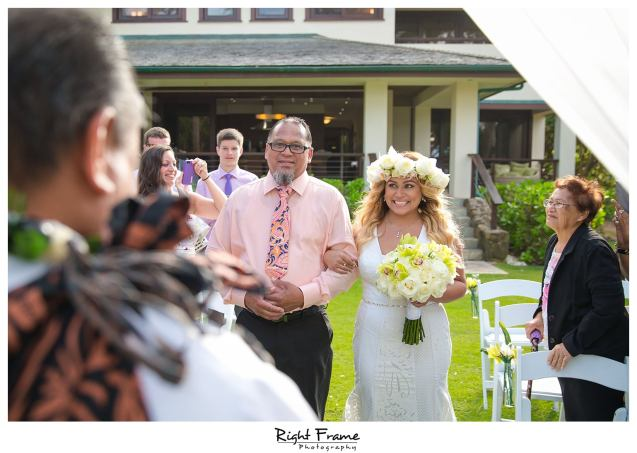 The Hale Koa Estate Wedding