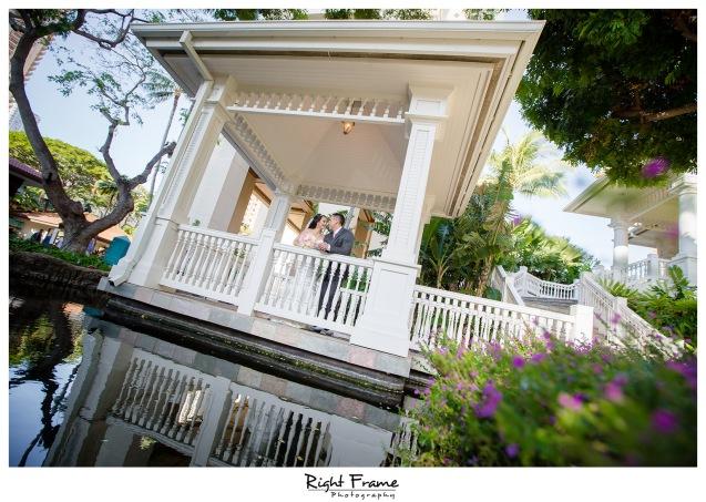 231_Wedding at the Ocean Crystal Chapel Hilton Hawaiian Village