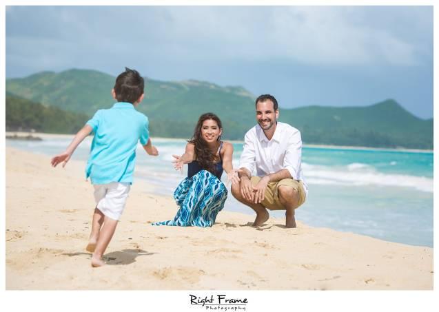 Oahu Hawaii Family Photography