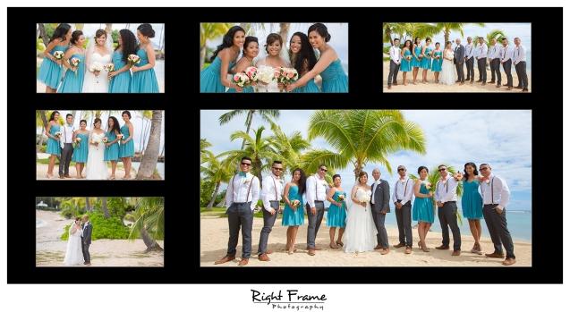 Wedding at St. Augustine Church Waikiki