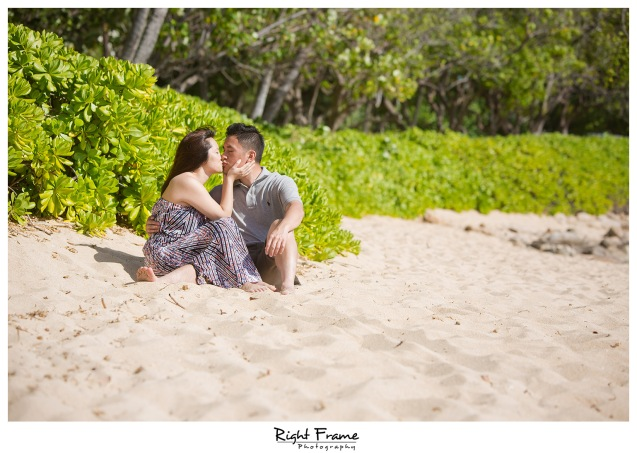 surprise engagement proposal in hawaii