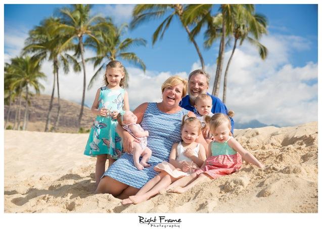hawaii family photo session