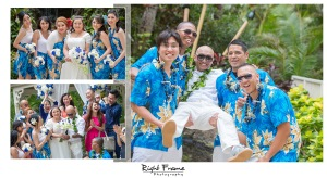 Hilton Waikiki Beach Hotel Wedding