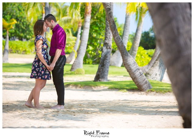 Engagement Photo Shoot Hawaii