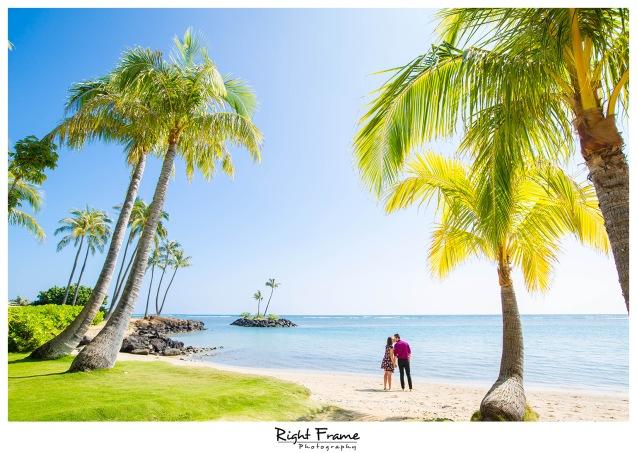 Engagement Photo Shoot Hawaii